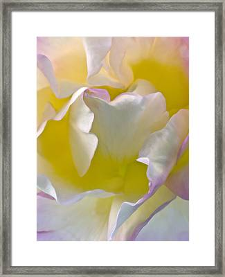 Impressions From Heaven I Framed Print by Artecco Fine Art Photography
