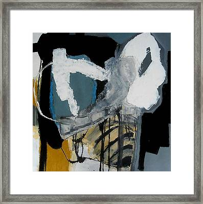 In A Strange Light Framed Print by Alan Taylor Jeffries