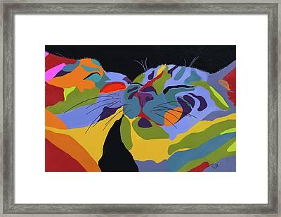 In Love Framed Print by Patti Siehien