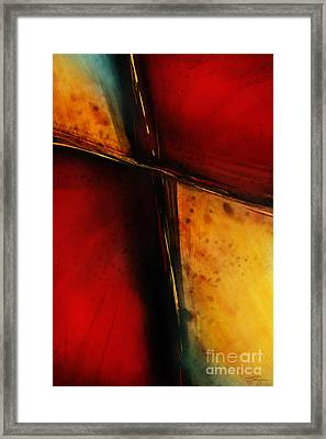 In Remembrance Of Me Framed Print by Shevon Johnson