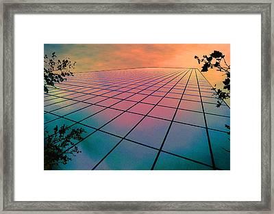 In The Twilight Framed Print by Paul Wear