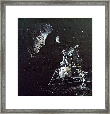 In This Decade Framed Print by Norman F Jackson