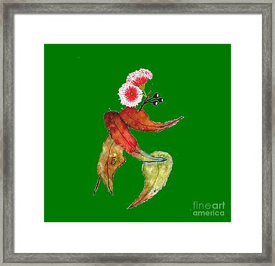 In Transition 1 Framed Print by Leanne Seymour