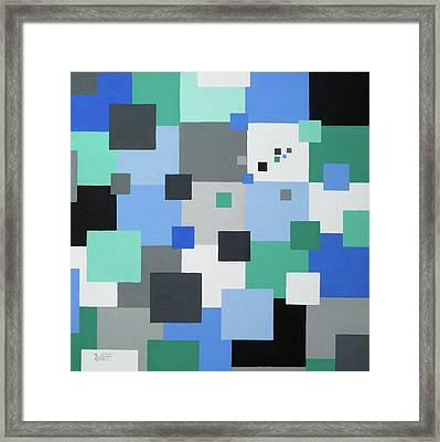 Incoming Messages Framed Print by Tammy Watt