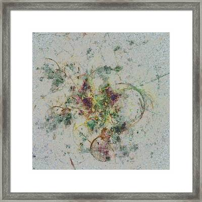 Indemoniate Speculation  Id 16100-203215-00760 Framed Print by S Lurk