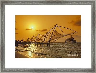 India Cochin Framed Print by Juergen Held