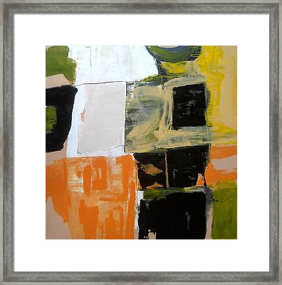 Indiscretion Framed Print by Alan Taylor Jeffries