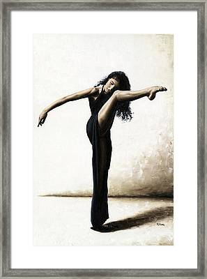 Individuality Framed Print by Richard Young