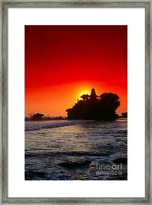 Indonesia, Bali Framed Print by Gloria & Richard Maschmeyer - Printscapes