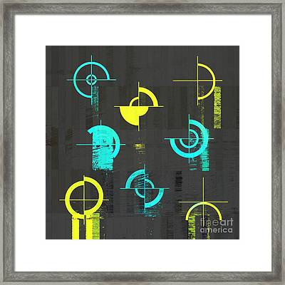 Industrial Design - S01j021129164a Framed Print by Variance Collections