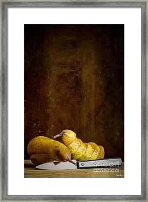 Infidelity Framed Print by Athanasios Athanasiou