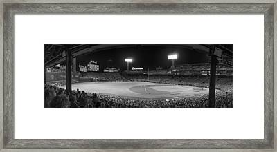 Infrared Sox Framed Print by Bryan Xavier