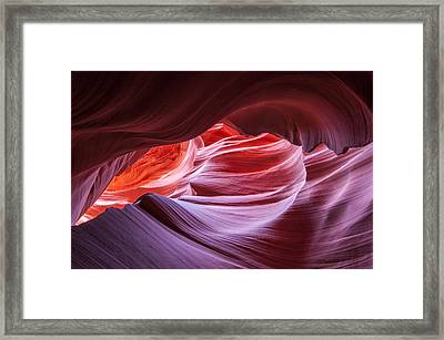 Inner Beauty Framed Print by Joseph Rossbach