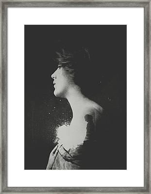 Inner Framed Print by Fran Rodriguez