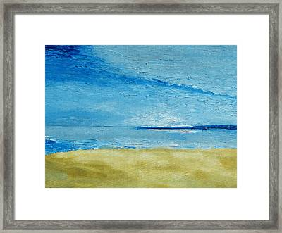 Innisfree Two Framed Print by Conor Murphy