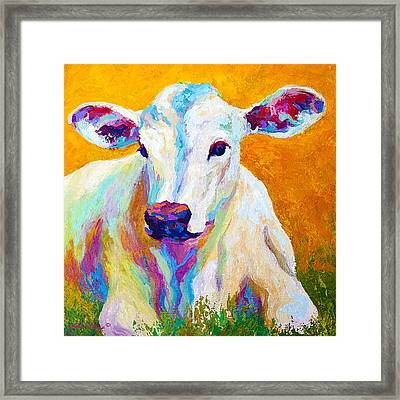 Innocence Framed Print by Marion Rose