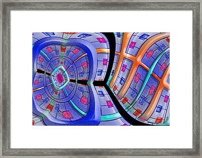 Inroads Framed Print by Paul Wear