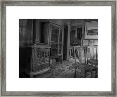Inside Bodie Framed Print by Michele  James