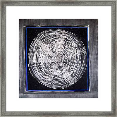 Inside Out Framed Print by Carol Reed
