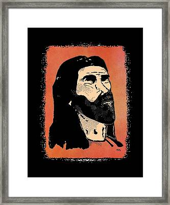Inspirational - The Master Framed Print by Glenn McCarthy Art and Photography