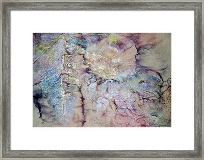 Intaglio Framed Print by Don  Wright