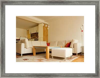 Interior Framed Print by Boyan Dimitrov