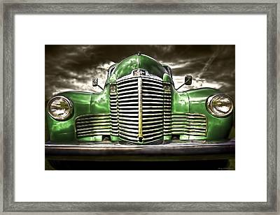 International Framed Print by Jerry Golab