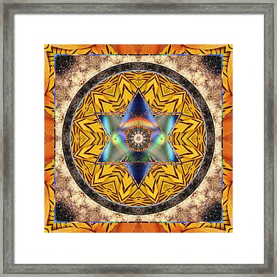 Interspectra Framed Print by Bell And Todd