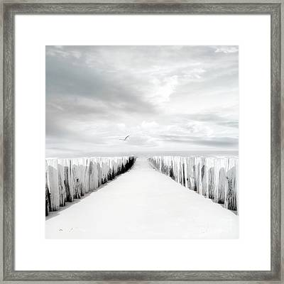 Inviting Framed Print by Jacky Gerritsen