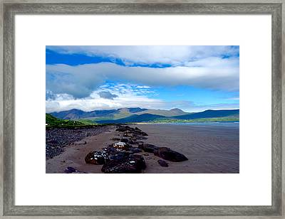 Beach Framed Print by Pearse Gilmore