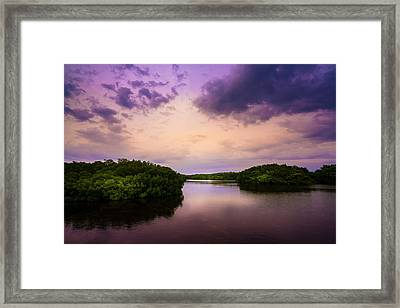 Islands Framed Print by Marvin Spates