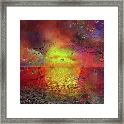 Isolation Framed Print by Mac Titmus