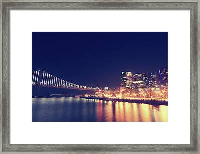 It Belongs To Us Framed Print by Laurie Search