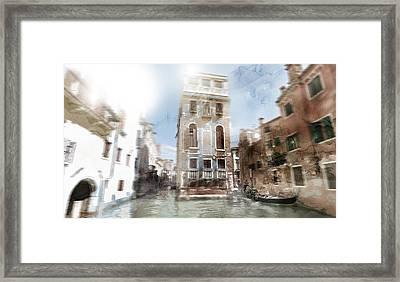 Italy 20 Framed Print by Jani Heinonen