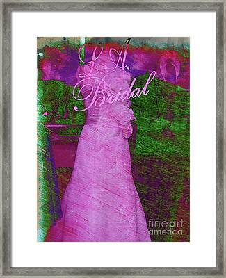 Its A Choice You Make Framed Print by Susanne Van Hulst