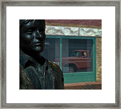 It's A Girl My Lord Framed Print by Murray Bloom