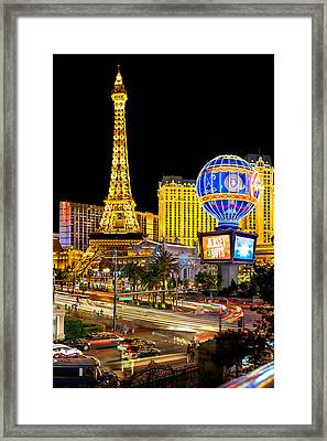 It's All Happening Framed Print by Az Jackson