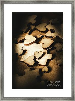 Its Complicated Framed Print by Jorgo Photography - Wall Art Gallery