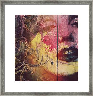 I've Seen That Movie Too Framed Print by Paul Lovering