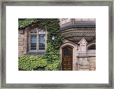 Ivy League Princeton Framed Print by John Greim