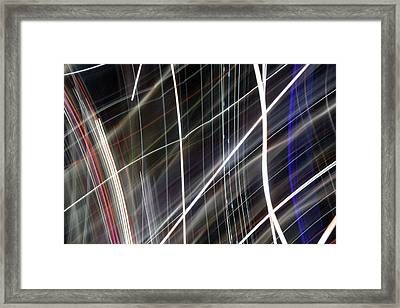 Jacob's Dream Framed Print by Ilan and Oxana Aelion