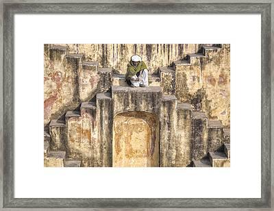 Jaipur - India Framed Print by Joana Kruse