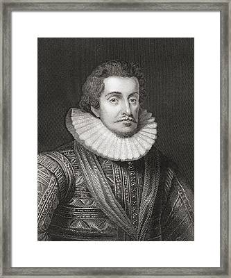 James Vi And I, 1566 Framed Print by Vintage Design Pics