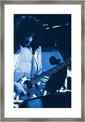 Jamie's Crying The Blues In Spokane Framed Print by Ben Upham