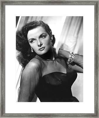 Jane Russell, 1948 Framed Print by Everett