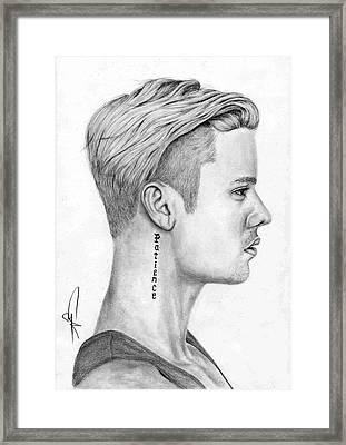 JB Framed Print by Artistyf