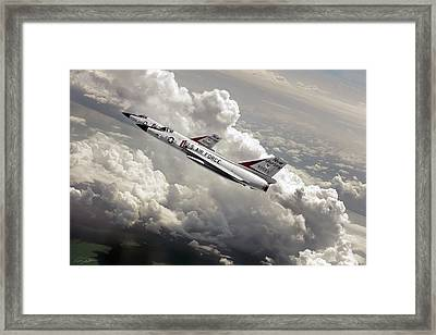 Jersey Boys Framed Print by Peter Chilelli
