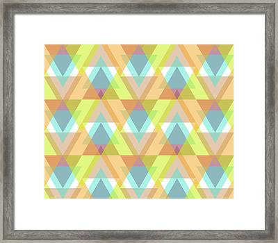 Jeweled Framed Print by SharaLee Art