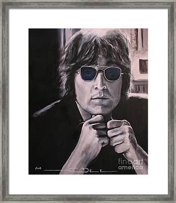 JL1 Framed Print by Eric Dee