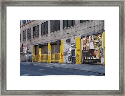 John Adams Framed Print by Rob Hans